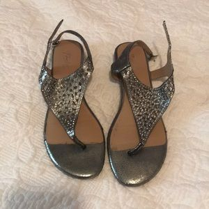 Shoes - Sliver sandals